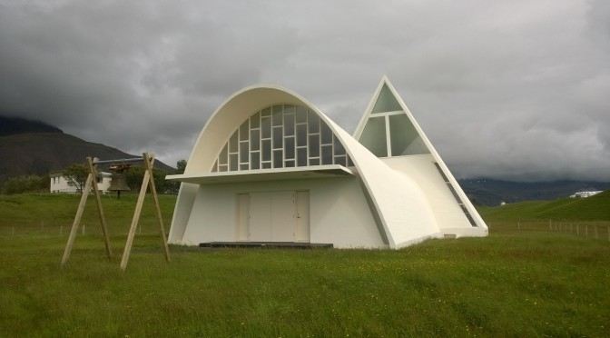Göngumessa í umhverfi Bjarnaness sunnudaginn 9. júlí