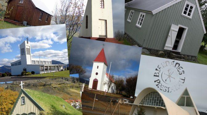 Hvað gerðist í Bjarnanesprestakalli á árinu 2016. Árið í tölum.