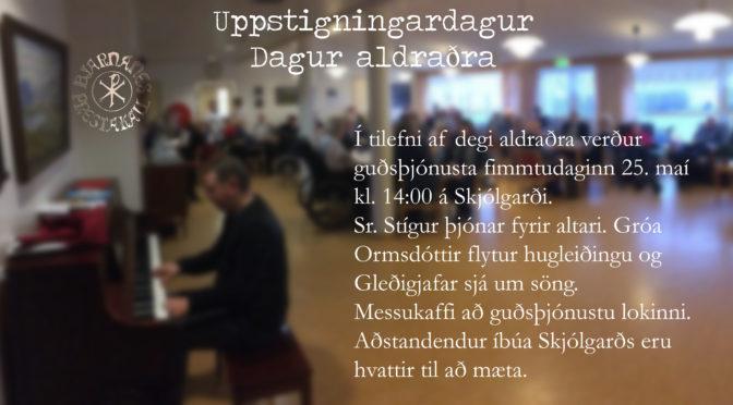 Dagur aldraðra á uppstigningardegi