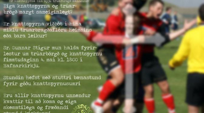Knattspyrna og trúarbrögð