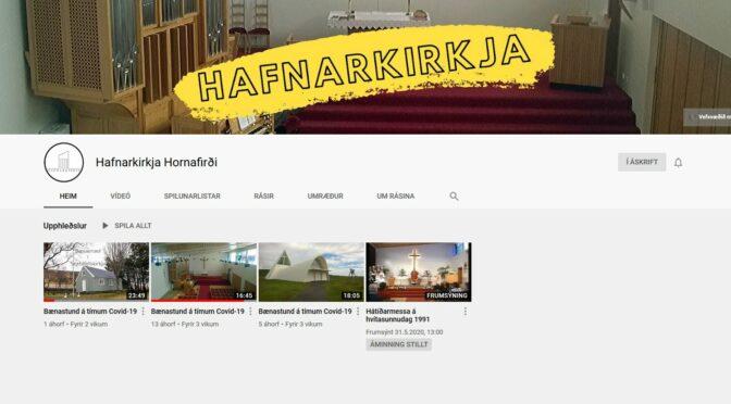 Hafnarkirkja á Youtube