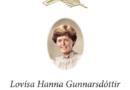 Útför Lovísu Hönnu Gunnarsdóttur